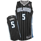 Orlando Magic #5 Victor Oladipo Black Revolution 30 Stitched NBA Jersey