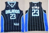 Orlando Magic #23 Mario Hezonja Black Stitched NBA Jersey