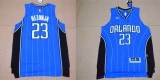 Orlando Magic #23 Mario Hezonja Blue Stitched NBA Jersey