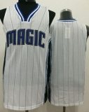 Orlando Magic Blank White Revolution 30 Stitched NBA Jersey