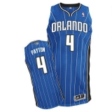 Revolution 30 Orlando Magic #4 Elfrid Payton Blue Stitched NBA Jersey