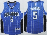 Revolution 30 Orlando Magic #5 Victor Oladipo Blue Stitched NBA Jersey