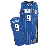 Revolution 30 Orlando Magic #9 Nikola Vucevic Blue Stitched NBA Jersey
