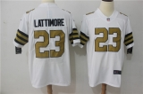 New Orleans Saints #23 White  NFL Jersey (7)