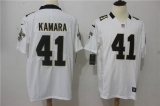 New Orleans Saints #41 White  NFL Jersey (8)