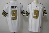 New Orleans Saints #9 White  NFL Jersey (12)