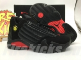 Air Jordan 14 Women Shoes AAA (22)