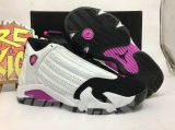 Air Jordan 14 Women Shoes AAA -SY(23)