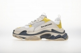 Super Max Perfect Belishijia Triple S Men And Women Shoes - JB (11)