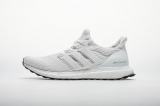 "Authentic Adidas Ultra Boost 4.0""Triple White""Basf Boost Men And Women Shoes -LY (2)"