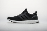 "Authentic Adidas Ultra Boost 4.0""Black White""Basf Boost Men And Women Shoes -LY (3)"