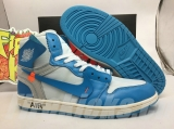 Perfect Off White x Air Jordan 1 UNC -SY (58)