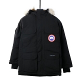 2019.11 Authentic Canada Goose Down Jacket 08 With Removable Real coyote fur ruff Women -BY (14)