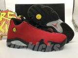 Air Jordan 14 Women Shoes AAA (20)