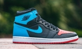 "2020.01 Air Jordan 1 AAA WMNS ""UNC To Chicago"" Men Shoes-SY (150)"