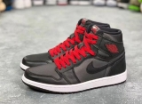"(better quality)Super Max Perfect Air Jordan 1 ""black stain""Men And Women Shoes(no worry!good quality,95%Authentic) -GET"