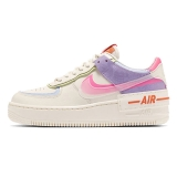 2020.03 Nike Super Max Perfect Air Force 1 Shadow Pale Ivory Pink Women Shoes (98%Authentic)-LY (14)