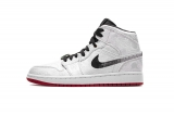 "2020.03 Edison Chen x Super Max Perfect Air Jordan 1 Mid SE ""Fearless""Men  Shoes -LY (3)"