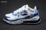 2020.3 Nike Air Max 270 React AAA Men shoes - BBW (9)