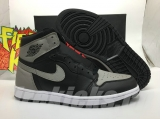 "Normal Authentic quality and  Low price Air Jordan 1  ""shadow"" Men And GS Shoes- LJR"