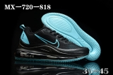 2020.05 Nike Air Max 720 AAA Men And Women Shoes -BBW (83)