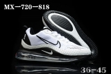 2020.05 Nike Air Max 720 AAA Men And Women Shoes -BBW (86)