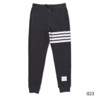2020.06 Thom Browne long sweatpants man S-XL (5)