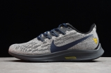 2020.07 Super Max Perfect Nike Air Zoom Pegasus 36 Grey Blue Men And Women Shoes (98%Authentic) -LY (35)