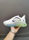 2020.07 Nike Air Max 720 AAA Men And Women Shoes -BBW (103)