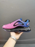 2020.07 Nike Air Max 720 AAA Men And Women Shoes -BBW (105)