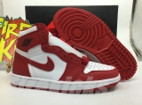 "2020.7 Normal Authentic quality and Low price Air Jordan 1 High ""Chicago""Men And GS Shoes - LJR"