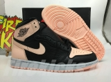 "2020.7 Normal Authentic quality and Low price Air Jordan 1 High ""Crimson Tint""Men And GS Shoes - LJR"