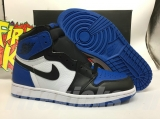 "(better quality)Super Max Perfect Air Jordan 1 High OG ""Royal Toe""Men And Women Shoes(no worry!good quality,95%Authentic) -GET"