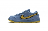 "2020.9 Grateful Dead x Perfect Nike Dunk Low Pro QS"" Blue  Bear"" Men And Women Shoes-LY (50)"