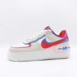 2020.10 Super Max Perfect Nike Air Force 1 Shadow Women Shoes (98%Authentic)-JB (91)