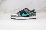 """2020.10 Super Max Perfect Nike SB Dunk Low  """"atmos Elephant"""" Men And Women Shoes(98%Authentic) -LY (20)"""