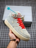 2020.10 Levis x Super Max Perfect Nike Air Force 1 Men And Women Shoes (98%Authentic)-JB (103)