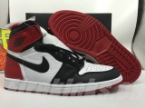 "(better quality)Super Max Perfect Air Jordan 1""Black Toe""Men And Women Shoes(no worry!good quality,95%Authentic) -GET"