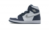 "2020.12 (better quality)Super Max Perfect Air Jordan 1 Japan  ""Midnight Navy"" Men And Women Shoes(no worry!good quality,95%Authentic) -GET (5)"
