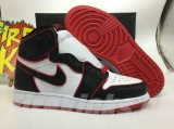 "2020.11 Normal Authentic quality and Low price Air Jordan 1 High ""Meant To Fly"" Men And GS Shoes - LJR"