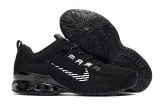 2021.4  Nike Air Max Shox AAA Men Shoes -BBW (57)