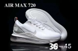2021.5 Nike Air Max 720 AAA Men And Women Shoes -BBW (1)