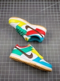 "2021.5 Authentic Nike SB Dunk Low ""Free 99"" Men And Women Shoes -JByuanyan (9)"
