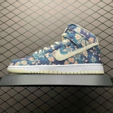 "2021.5 Authentic Nike SB Dunk High Pro ""Hawaii"" Men And Women Shoes -JB (11)"