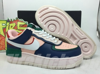 2019 11 Wmns Nike Super Max Perfect Air Force 1 Shadow Mystic Navy