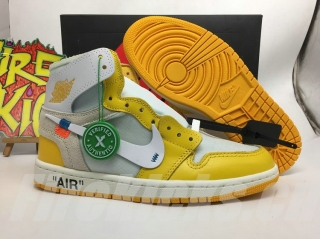 2020.11 OFF-WHITE x Authentic Air Jordan 1 GS -ZL (1)